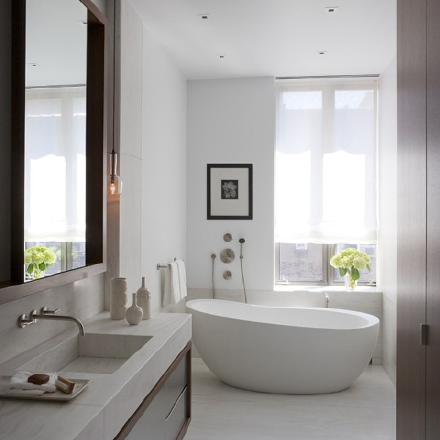 Simple Modern Bathroom Design
