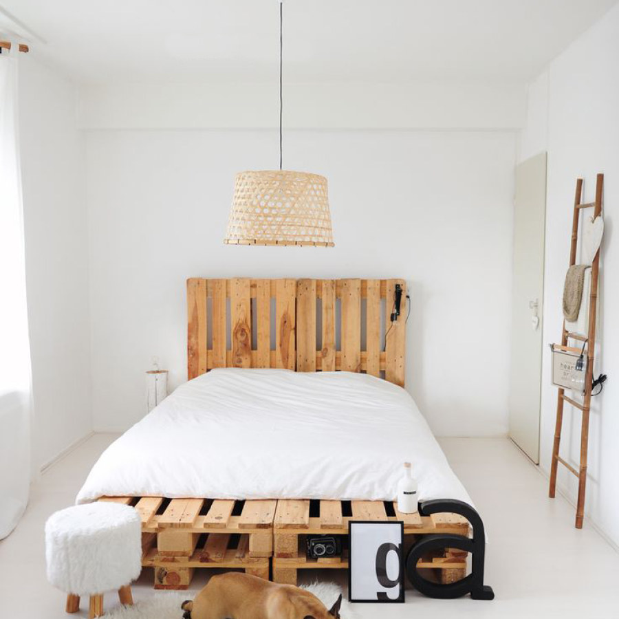 Classic Pallet Bedroom Furniture