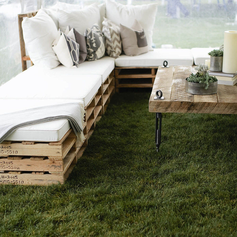DIY Wooden Pallet Furniture