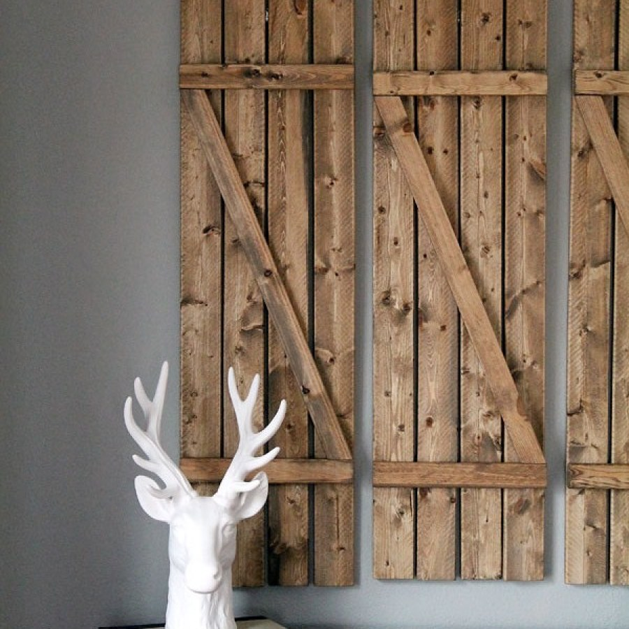 Ceramic Deer Rustic Decor